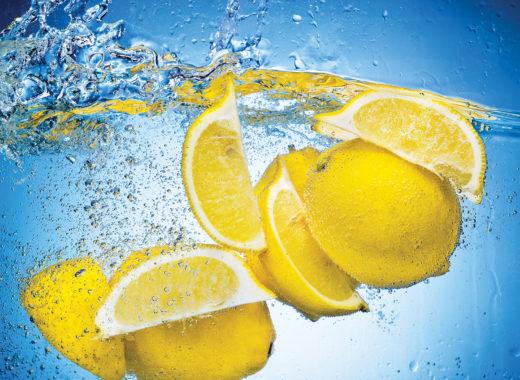 Лимон для почек