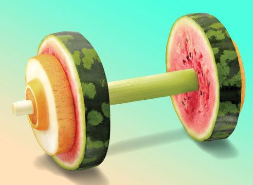Еда для фитнеса