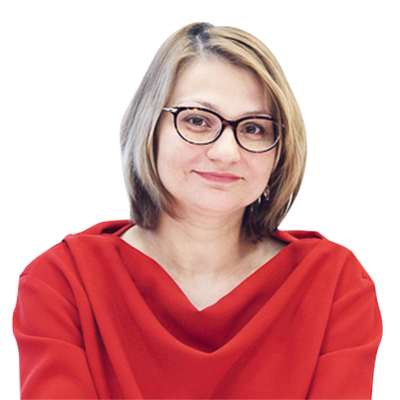 Доктор медицинских наук, невролог, президент международного общества «Стресс под контролем» Елена Сергеевна Акарачкова.