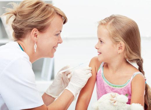 Прививка от папилломы