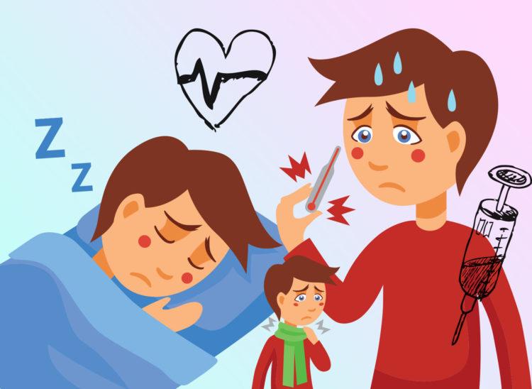 Защищаемся от гриппа