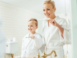 Питание мамы и здоровье зубов малыша: есть ли связь